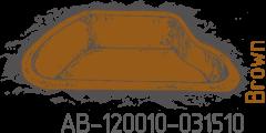 Brown AB-120010-031510