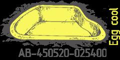 egg cool AB-450520-025400
