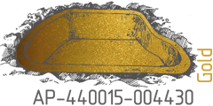 Gold AP-440015-004430