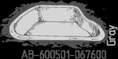 Gray AB-600501-067600