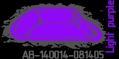 Light purple AB-140014-081405