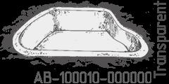 Transparent AB-100010-000000