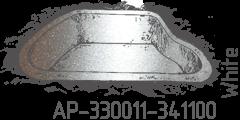 White pearl AP-330011-341100
