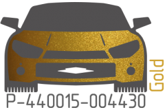 Gold pearl P-440015-004430
