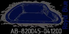 Royal blue AB-820045-041200